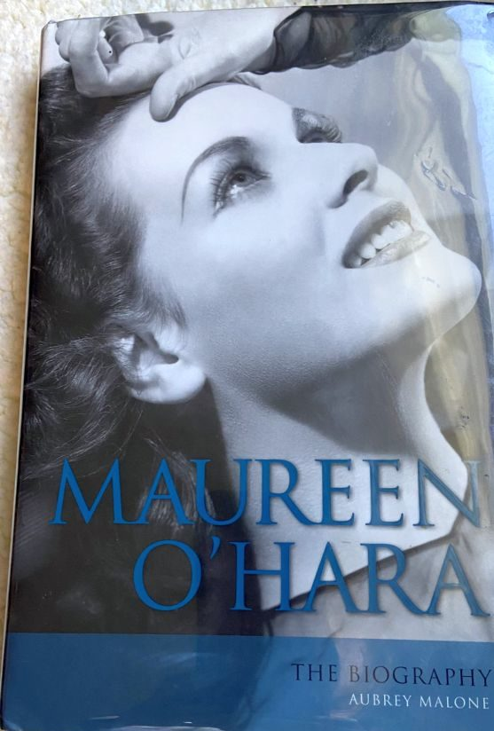 Maureen O'Hara, The Biography