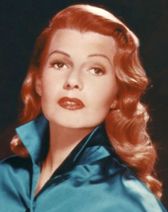 Rita Hayworth, Fire Down Below