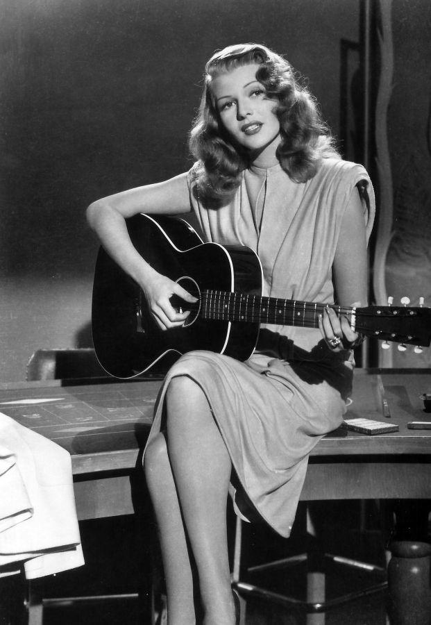 Rita Hayworth, Gilda Promotional Photo
