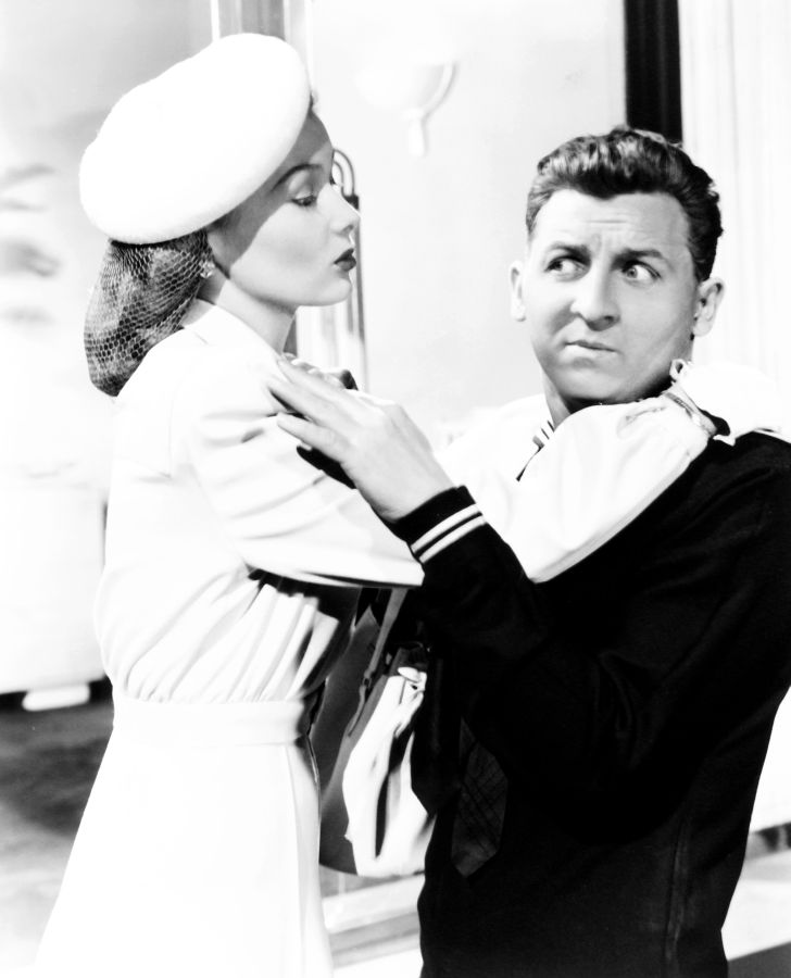 Veronica Lake and Eddie Bracken, Bring on the Girls