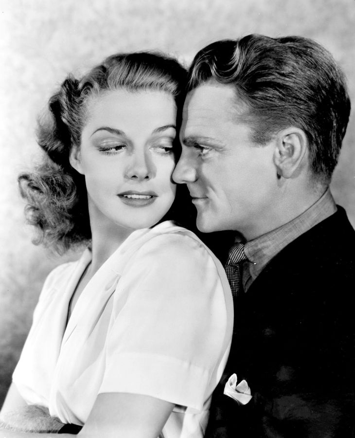 Ann Sheridan and James Cagney, Angels with Dirty Faces