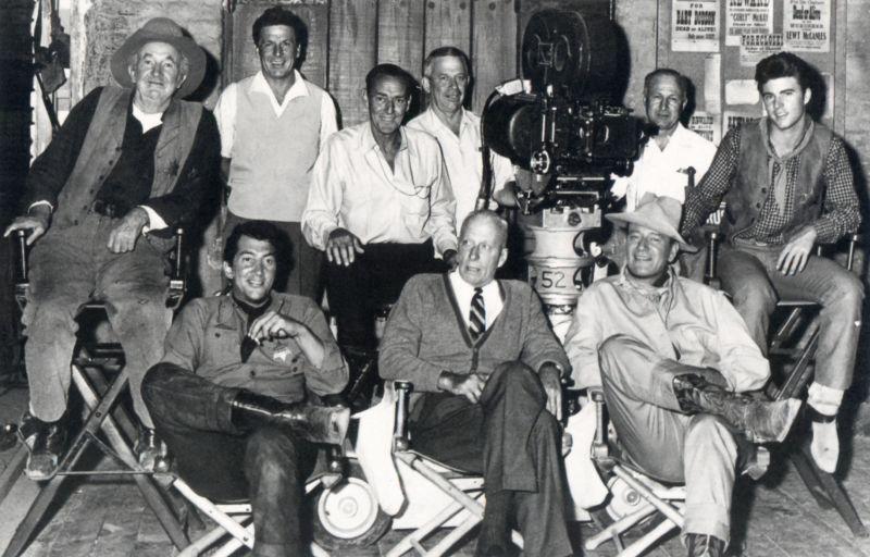 Rio Bravo, Behind the Scenes