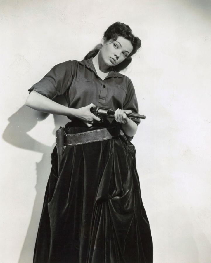 Gene Tierney, Belle Starr