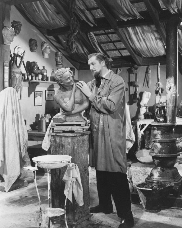 Vincent Price, House of Wax