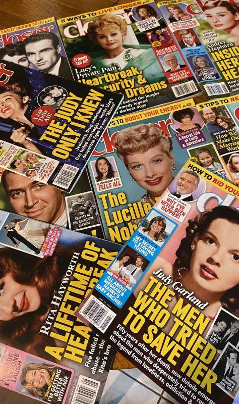 Closer Magazines