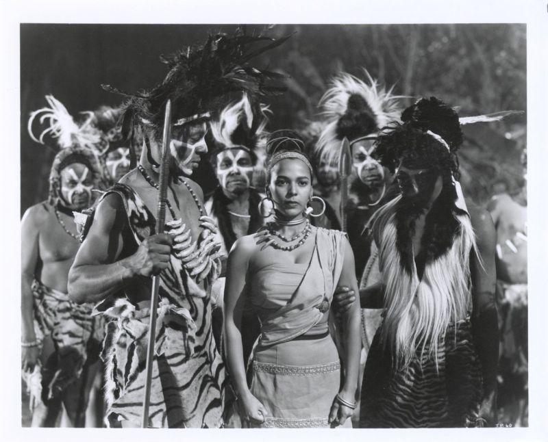 Dorothy Dandridge, Tarzan's Peril