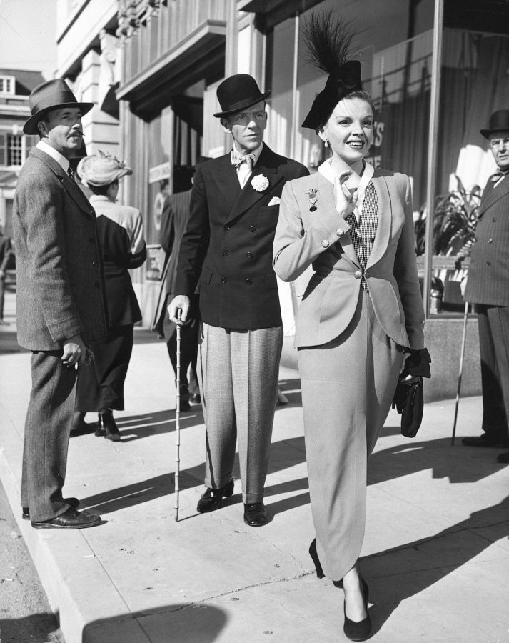 Judy Garland and Fred Astaire, Easter Parade Publicity Still