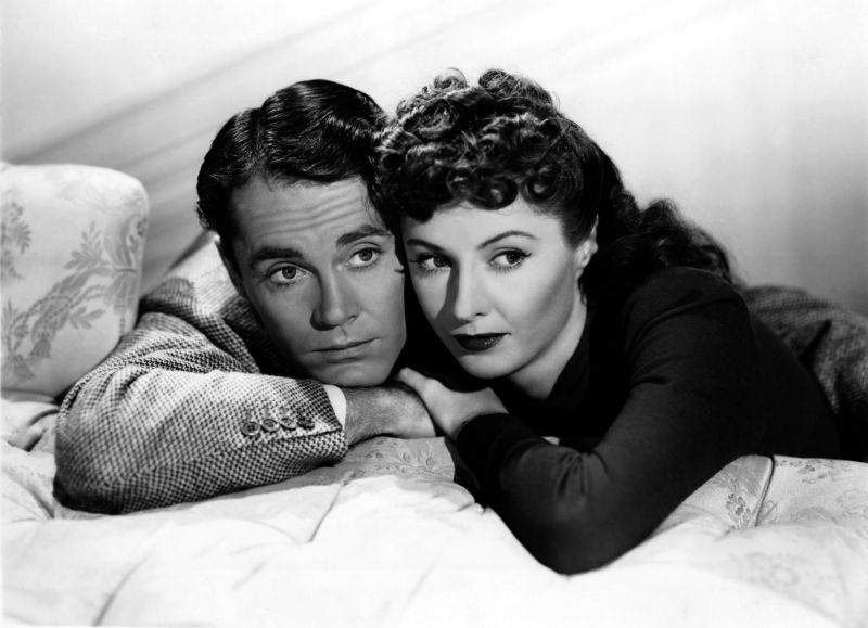 Henry Fonda and Barbara Stanwyck, The Lady Eve