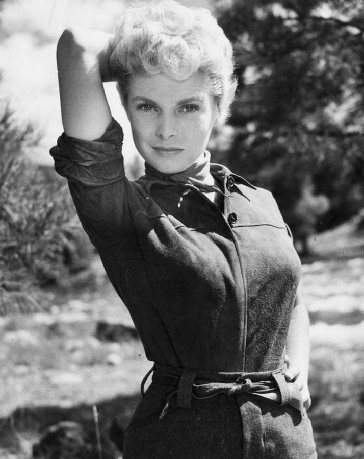 Janet Leigh, The Naked Spur