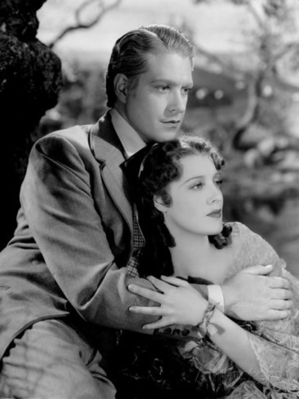 Jeanette MacDonald and Nelson Eddy in Maytime