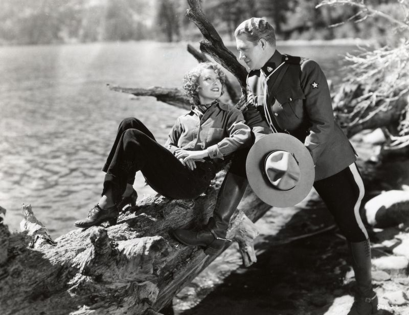 Jeanette MacDonald and Nelson Eddy, Rose-Marie