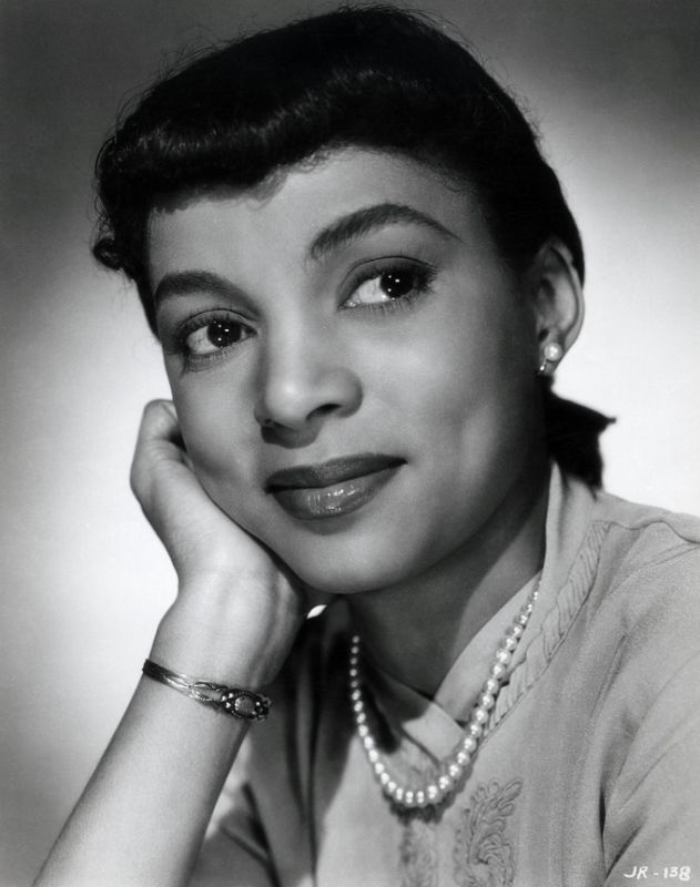 Ruby Dee, The Jackie Robinson Story
