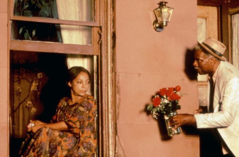 Ruby Dee and Ossie Davis, Do The Right Thing