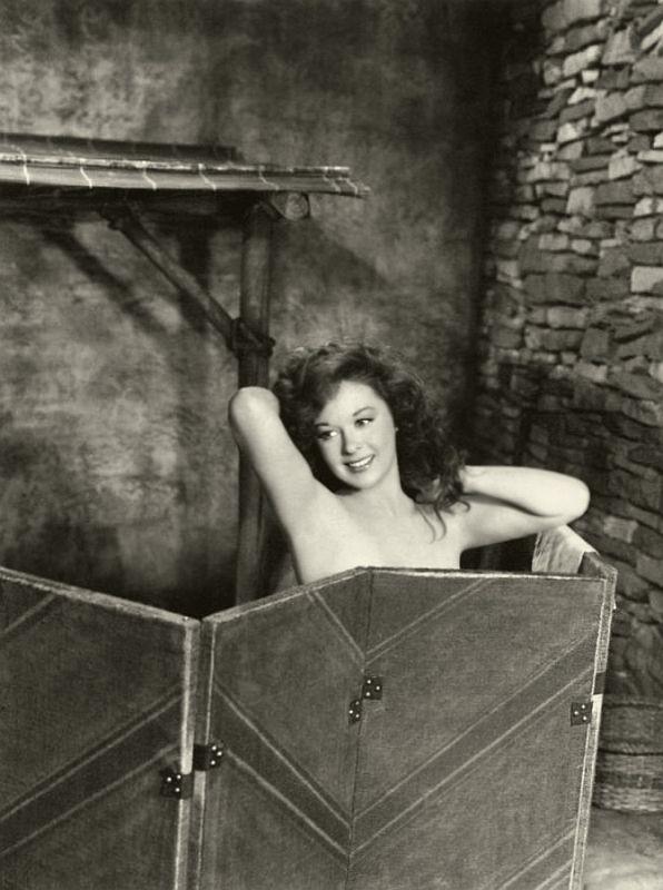 Susan Hayward in David and Bathsheba