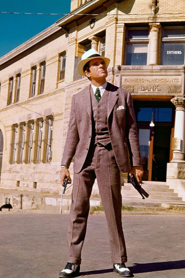 Warren Beatty, Bonnie and Clyde