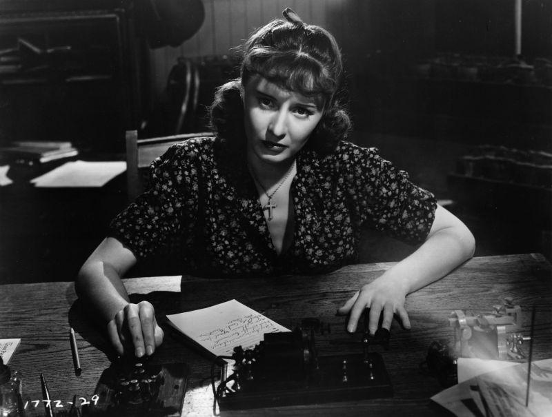 Barbara Stanwyck, Union Pacific