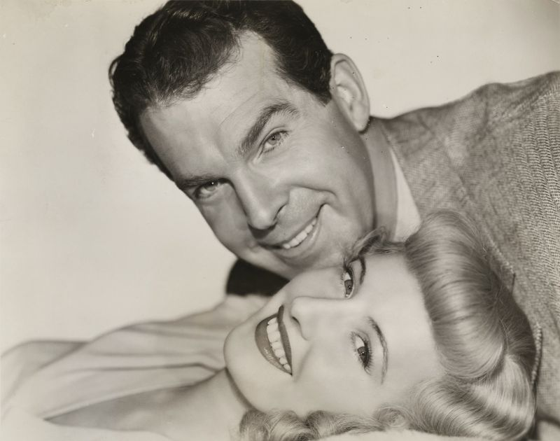Barbara Stanwyck and Fred MacMurray, Double Indemnity