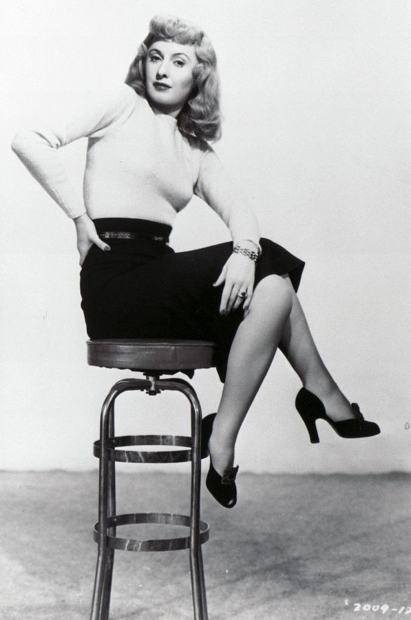 Barbara Stanwyck, Double Indemnity