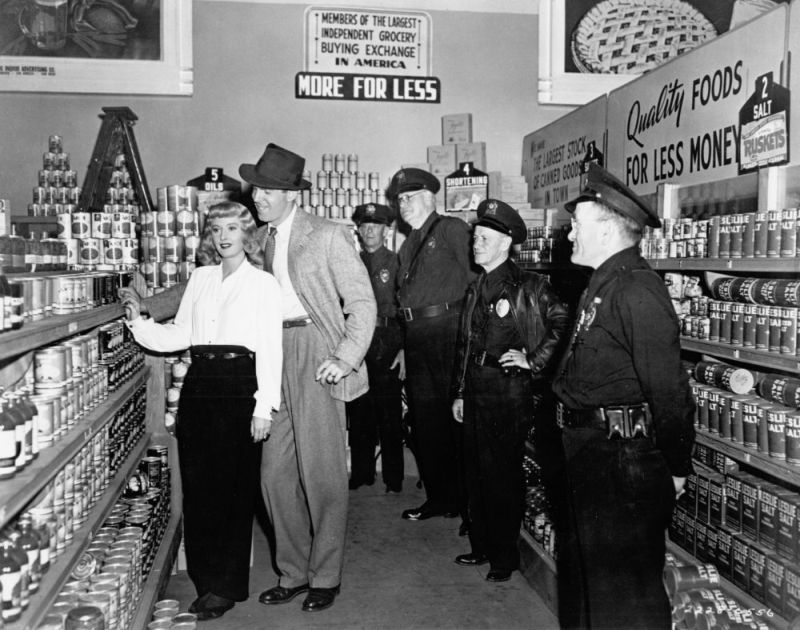 Barbara Stanwyck and Fred MacMurray: Behind the Scenes of Double Indemnity