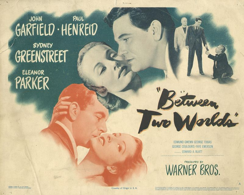 Between Two Worlds Lobby Card