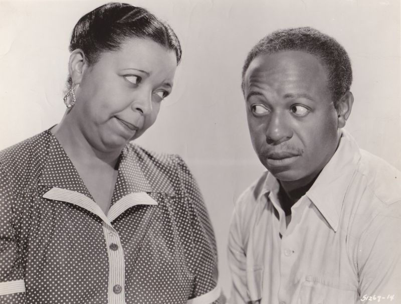 Ethel Waters and Eddie Anderson, Cabin in the Sky