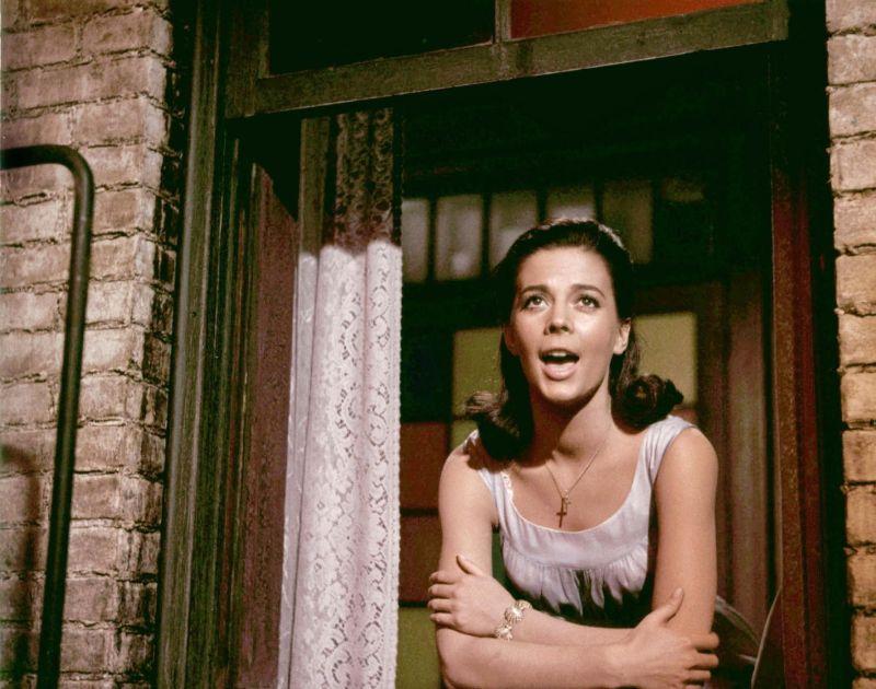 Natalie Wood, West Side Story