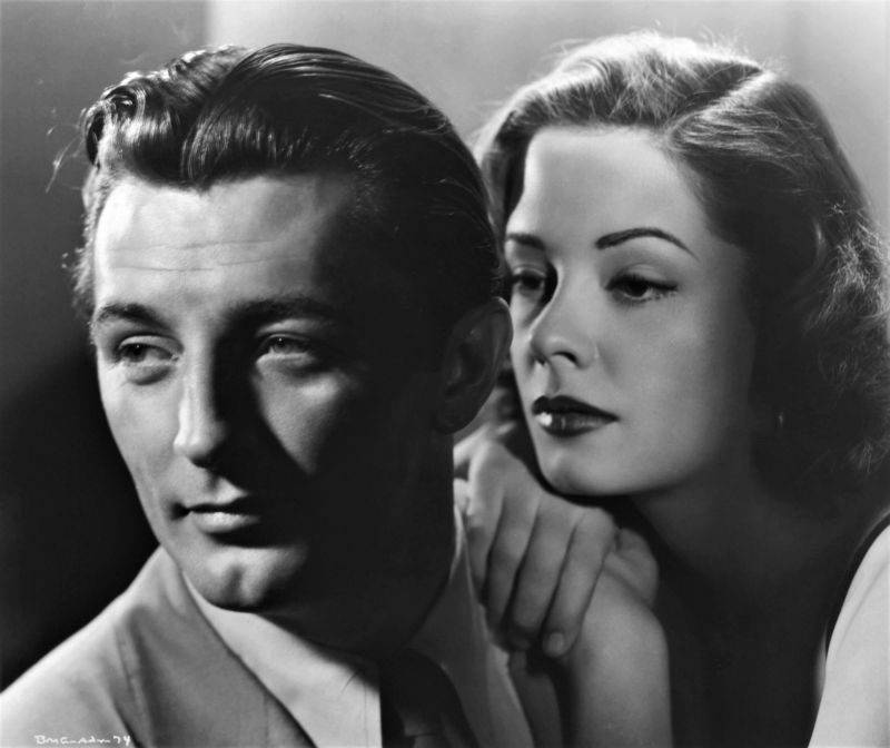 Robert Mitchum and Jane Greer, Out of the Past