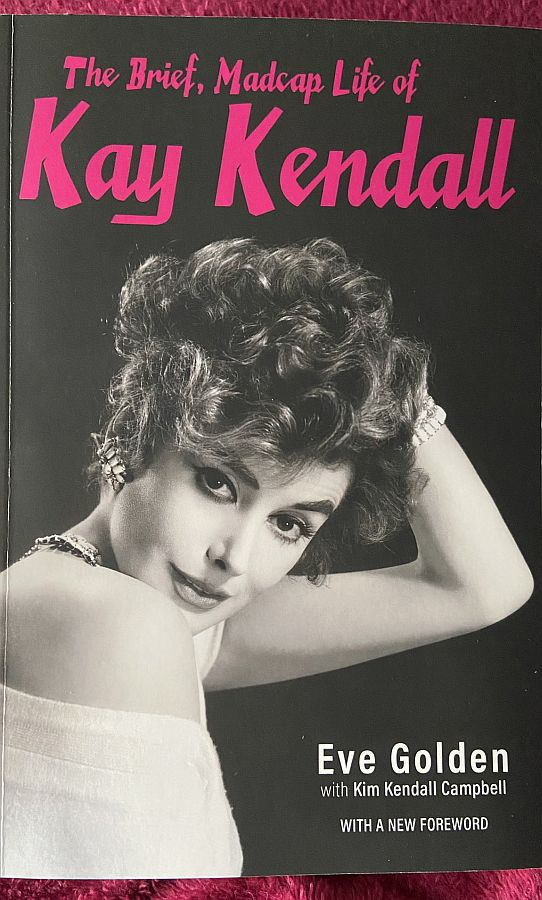 The Brief Madcap Life of Kay Kendall