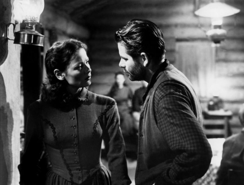 Gene Tierney and Glenn Ford: The Secret of Convict Lake