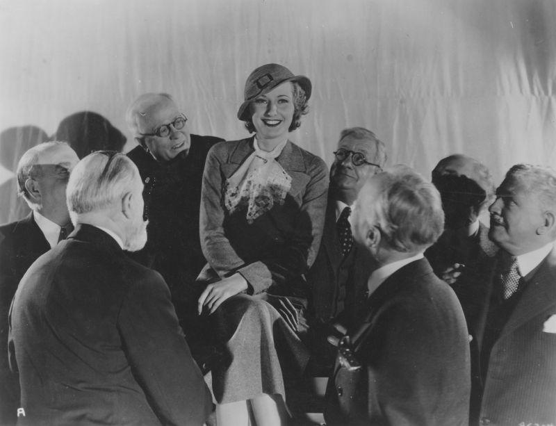 Barbara Stanwyck, Baby Face