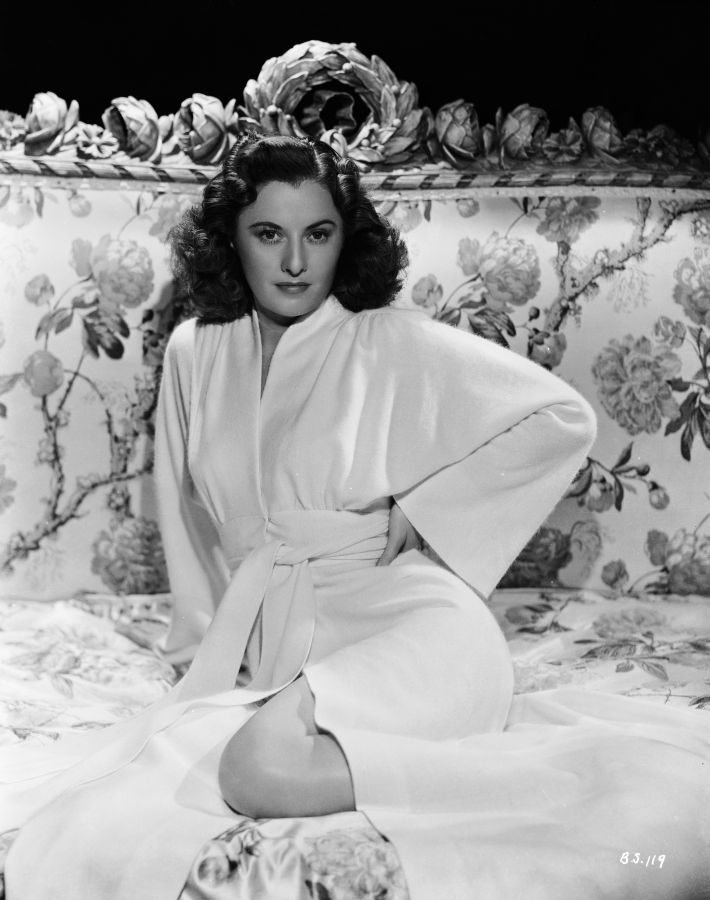 Barbara Stanwyck, The Gay Sisters Promo Picture