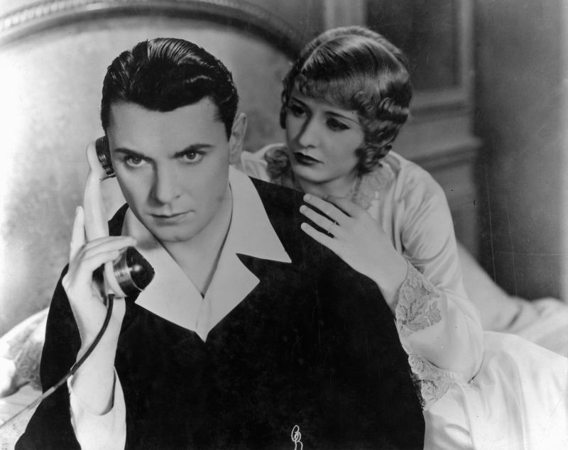 Barbara Stanwyck and George Brent, Baby Face