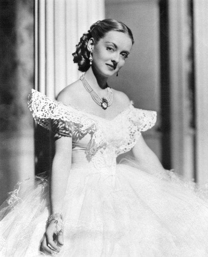 Bette Davis, Jezebel