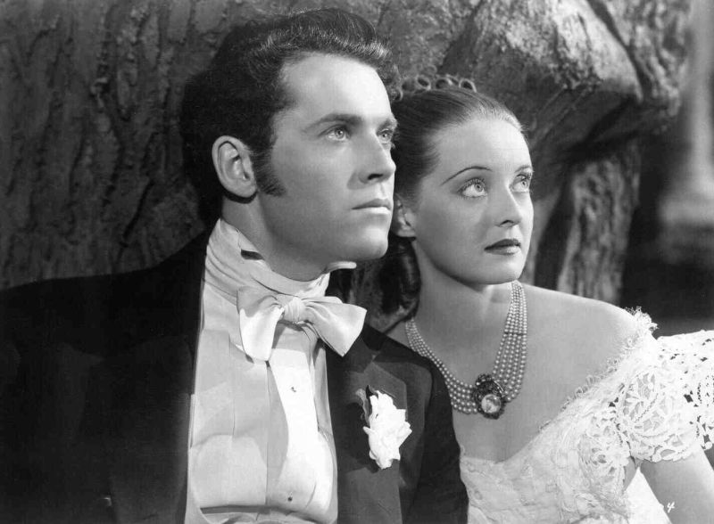 Henry Fonda and Bette Davis, Jezebel
