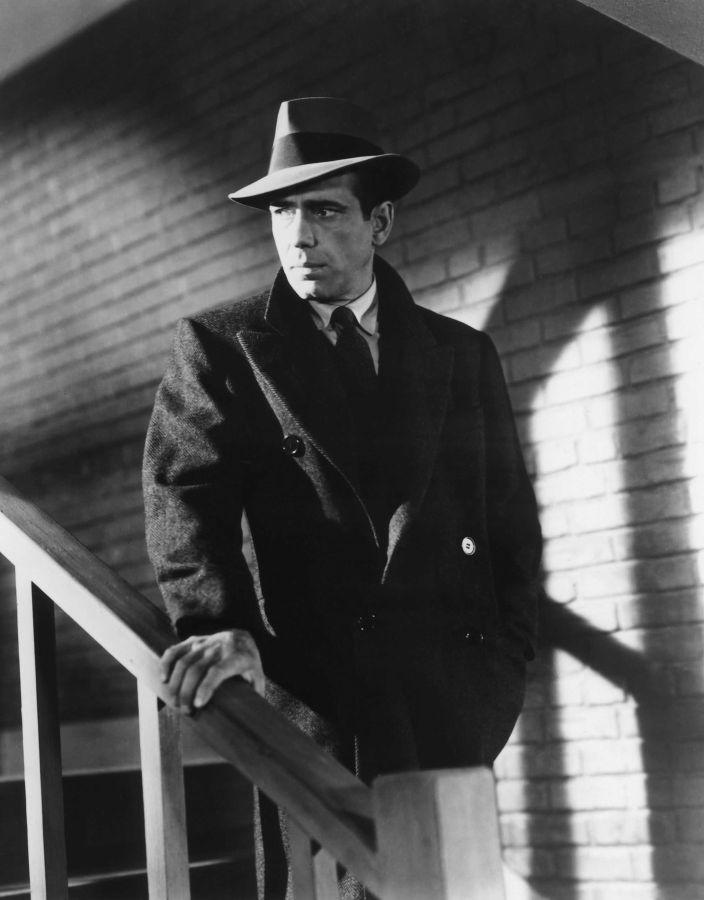 Humphrey Bogart, The Maltese Falcon