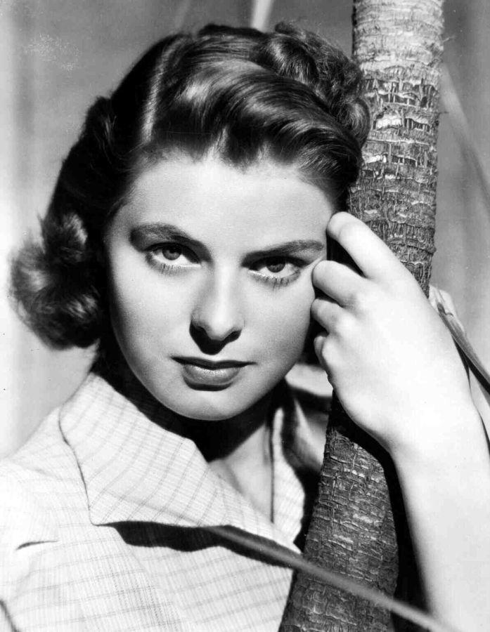 Ingrid Bergman, Casablanca Promotional Picture