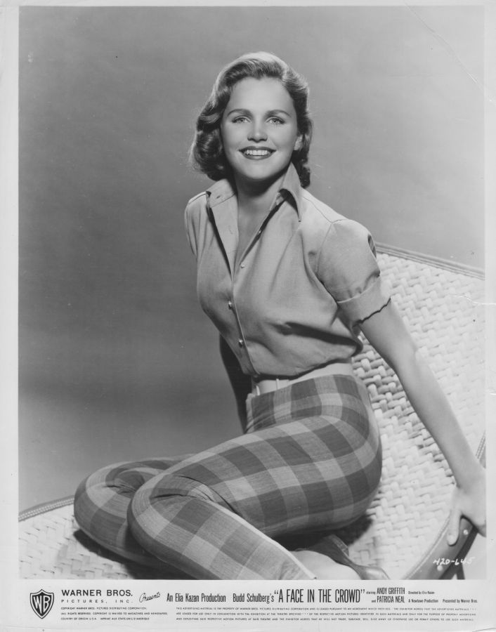 Lee Remick, A Face in the Crowd