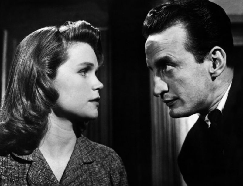 Lee Remick and George C. Scott, Anatomy of a Murder