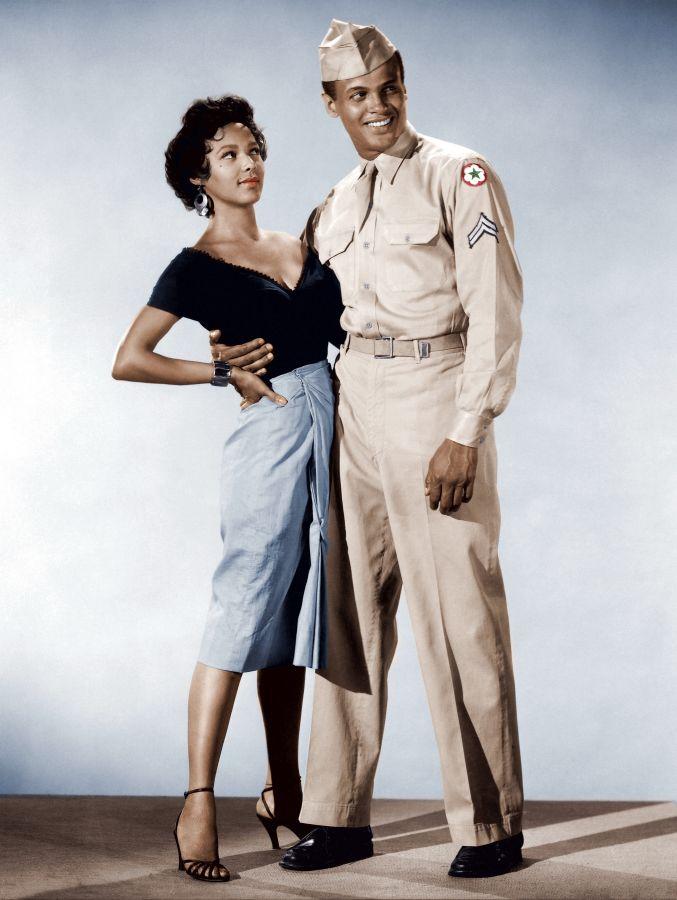 Dorothy Dandridge and Harry Belafonte, Carmen Jones