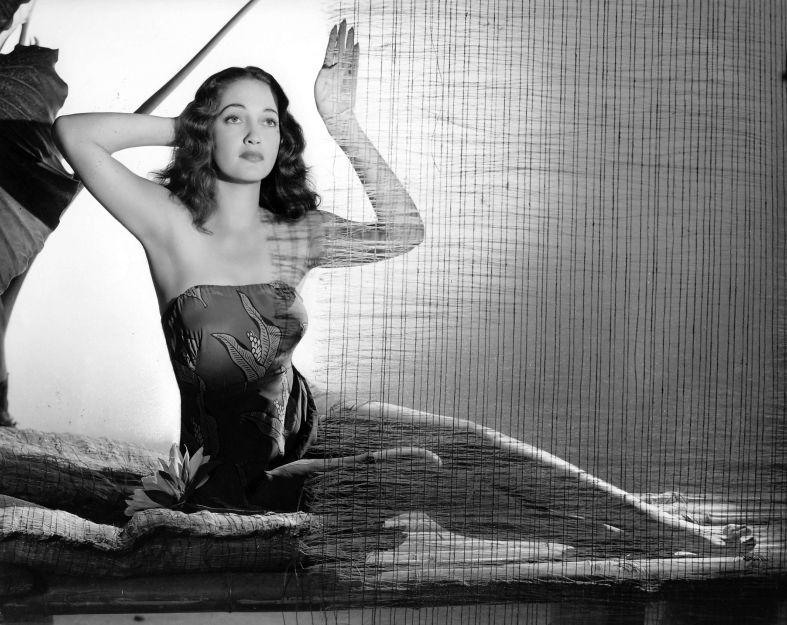 Dorothy Lamour, Aloma of the South Seas