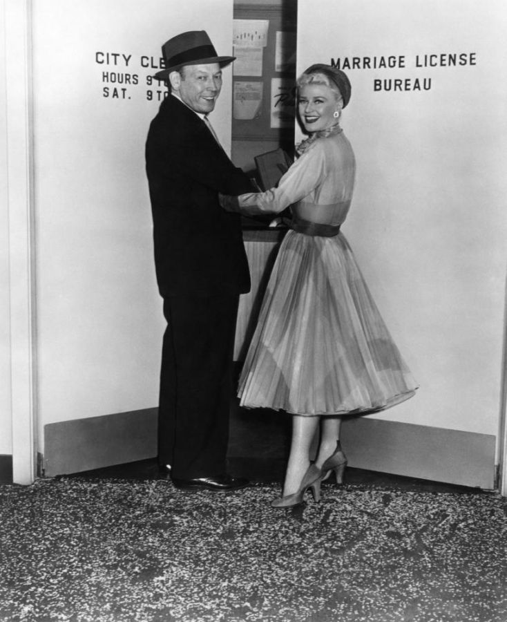Fred Allen and Ginger Rogers We're Not Married