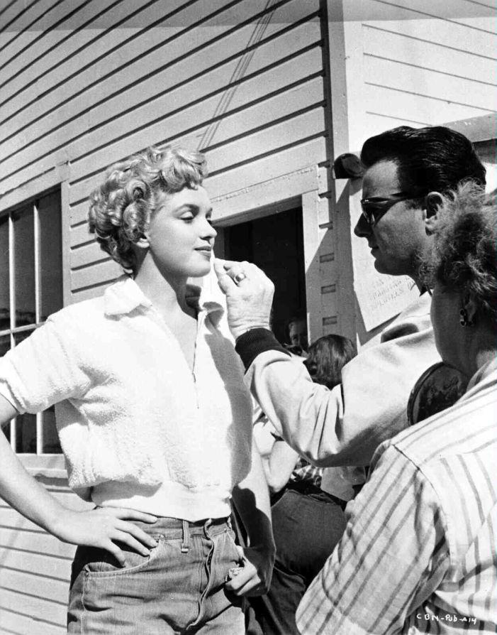 Marilyn Monroe: Clash by Night, Behind the Scenes