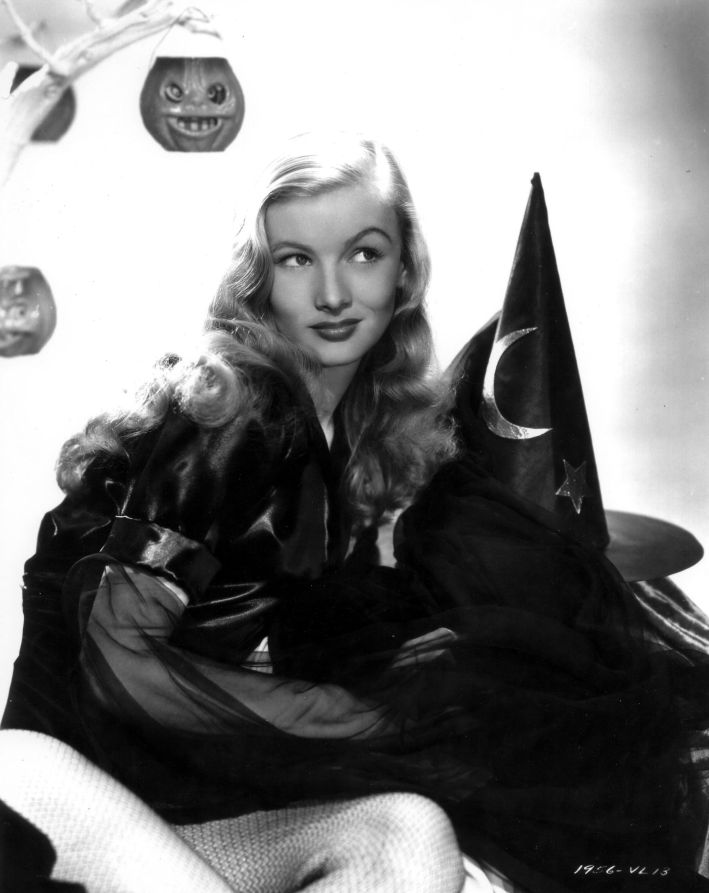 Veronica Lake, I Married a Witch Promotional Picture