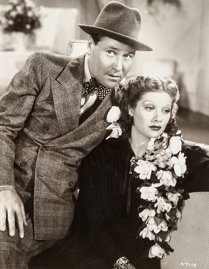Lucille Ball and Jack Oakie, Annabel Takes a Tour