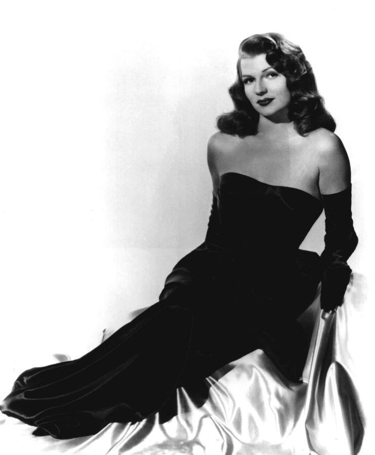 Rita Hayworth, Gilda Promotional Picture